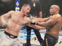 "Stipe Miocic Signed UFC 16x20 Photo Inscribed ""UFC Heavyweight Champ"" (PSA COA) at PristineAuction.com"