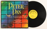 "Vintage 1963 Walt Disney ""Peter Pan"" Vinyl LP Record Album at PristineAuction.com"