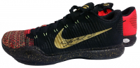 Kobe Bryant Signed 2015 Christmas Day Game Issued Pair of (2) Nike Basketball Shoes (JSA LOA) at PristineAuction.com