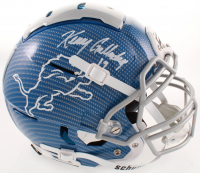 Kenny Golladay Signed Lions Full-Size Authentic On-Field F7 Hydro-Dipped Helmet (JSA COA) at PristineAuction.com