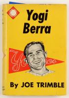 """Yogi Berra Signed """"Yogi Berra"""" 1954 Original Hardback Book (PSA COA) at PristineAuction.com"""