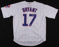 Kris Bryant Signed Cubs Jersey (PSA COA) at PristineAuction.com