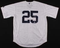 Gleyber Torres Signed Yankees Jersey (PSA COA) at PristineAuction.com