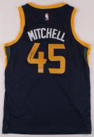 Donovan Mitchell Signed Jazz Jersey (PSA COA) at PristineAuction.com