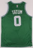 Jayson Tatum Signed Celtics Jersey (PSA COA) at PristineAuction.com