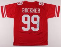 DeForest Buckner Signed Jersey (Beckett COA) at PristineAuction.com
