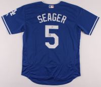 Corey Seager Signed Dodgers Jersey (PSA COA) at PristineAuction.com