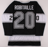 Luc Robitaille Signed Jersey (Beckett COA) at PristineAuction.com