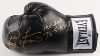 "George Foreman Signed Everlast Boxing Glove Inscribed ""HOF 2003"" & ""76-5-68 KO's"" (Foreman COA) at PristineAuction.com"