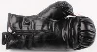 "George Foreman Signed Everlast Boxing Glove Inscribed ""HOF 2003"" & ""76-5-68 KO's"" (Foreman COA) at PristineAuction.com"