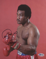George Foreman Signed 8x10 Photo (Beckett COA) at PristineAuction.com