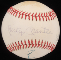 Mickey Mantle, Willie Mays, & Duke Snider Signed OAL Baseball (JSA ALOA) at PristineAuction.com