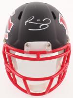 Patrick Mahomes Signed Chiefs AMP Alternate Speed Mini Helmet (JSA COA) at PristineAuction.com
