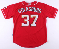 Stephen Strasburg Signed Nationals 2019 World Series Champions Jersey (JSA COA) at PristineAuction.com