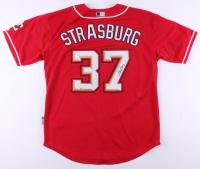 Stephen Strasburg Signed Nationals 2019 World Series Champions Jersey (JSA COA) at PristineAuction.com