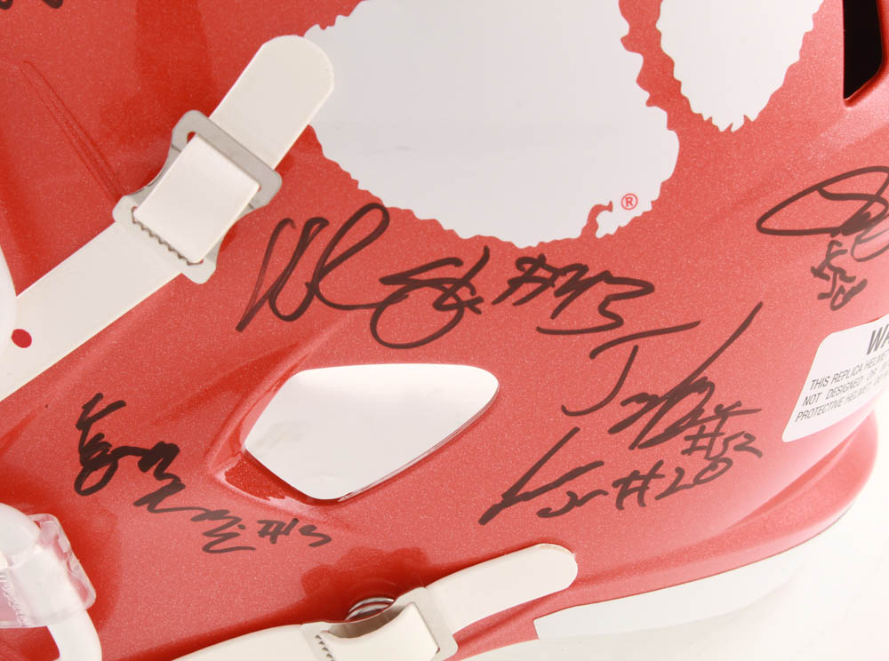Speed Clemson 2019 Helmet by Full-Size  Team-Signed Tigers