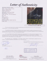 """Harrison Ford Signed """"Star Wars: The Force Awakens"""" 13x19 Poster (PSA LOA) at PristineAuction.com"""