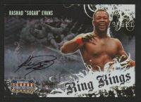 Rashad Evans 2008 Americana II Ring Kings #RE at PristineAuction.com