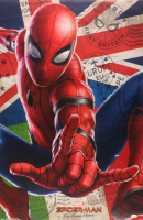 "Tom Holland Signed ""Spider-Man: Far From Home"" 22x34 Poster (JSA COA) at PristineAuction.com"