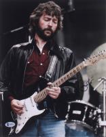 Eric Clapton Signed Cream 11x14 Photo (Beckett LOA) at PristineAuction.com