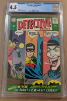 "1965 ""Detective Comics"" Issue #341 DC Comic Book (CGC 4.5) at PristineAuction.com"