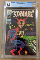 "1969 ""Dr. Strange"" Issue #179 Marvel Comic Book (CGC 6.5) at PristineAuction.com"