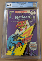 "1971 ""Detective Comics"" Issue #418 DC Comic Book (CGC 6.0) at PristineAuction.com"