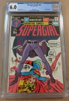 """1970 """"Adventure Comics"""" Issue #400 DC Comic Book (CGC 6.0) at PristineAuction.com"""