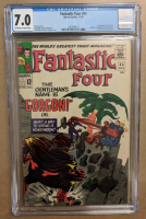 "1965 ""Fantastic Four"" Issue #44 Marvel Comic Book (CGC 7.0) at PristineAuction.com"