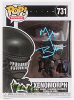 "Michael Biehn Signed ""Alien"" #731 Xenomorph Funko Pop! Vinyl Figure (Beckett COA) at PristineAuction.com"