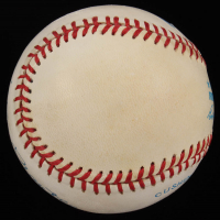Mickey Mantle Signed OAL Baseball with High Quality Display Case (Beckett LOA) at PristineAuction.com