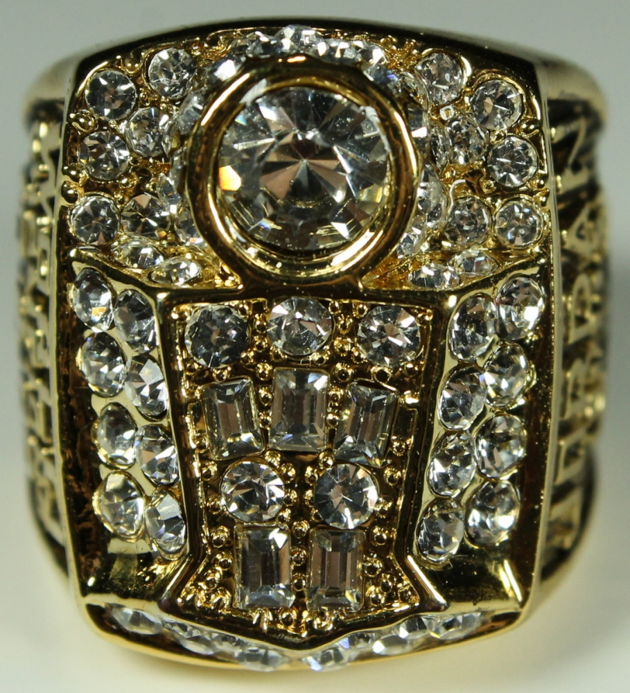 cab84408e6f0a2 Michael Jordan Chicago Bulls High Quality Replica 1998 NBA World Champions  Ring at PristineAuction.com