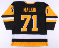 Evgeni Malkin Signed Jersey (Beckett COA) at PristineAuction.com