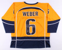 Shea Weber Signed Jersey (PSA Hologram) at PristineAuction.com