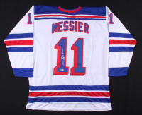 Mark Messier Signed Jersey (Beckett COA) at PristineAuction.com