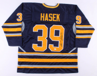 Dominik Hasek Signed Jersey (JSA COA) at PristineAuction.com