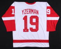Steve Yzerman Signed Jersey (Beckett COA) at PristineAuction.com