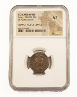 Roman Antoninianus Coin of Carus AD 282-283 (NGC VF) at PristineAuction.com
