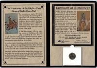 Shahi Silver Jital Coin Album at PristineAuction.com