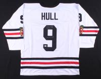 "Bobby Hull Signed Jersey Inscribed ""HOF 1983"" (JSA COA) at PristineAuction.com"