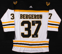Patrice Bergeron Signed Bruins Jersey (JSA COA) at PristineAuction.com