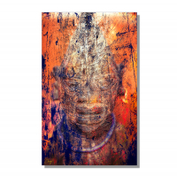 "Meirav Levy Signed ""Oneness"" 24x36x1 LE Giclee at PristineAuction.com"