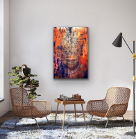 """Meirav Levy Signed """"Oneness"""" 24x36x1 LE Giclee at PristineAuction.com"""