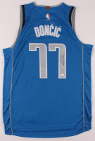 Luka Doncic Signed Mavericks Jersey (JSA COA) at PristineAuction.com