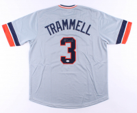 Alan Trammell Signed Jersey (JSA COA) at PristineAuction.com