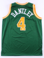 """Adrian Dantley Signed Jersey Inscribed """"H.O.F. 2008"""" (JSA COA) at PristineAuction.com"""