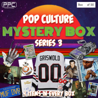 Press Pass Collectibles Pop Culture Mystery Box – Series 3 (Limited to 50) at PristineAuction.com