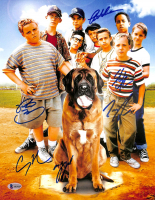 """The Sandlot"" 11x14 Photo Cast-Signed by (6) With Tom Guiry, Marty York, Shane Obedzinski, Victor DiMattia, Chauncey Leopard & Brandon Adams (Beckett COA) at PristineAuction.com"