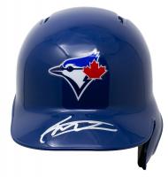 Vladimir Guerrero Jr. Signed Blue Jays Full-Size Batting Helmet (JSA COA) at PristineAuction.com