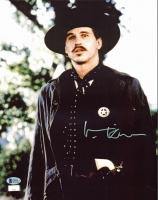 "Val Kilmer Signed ""Tombstone"" 11x14 Photo (Beckett COA) at PristineAuction.com"